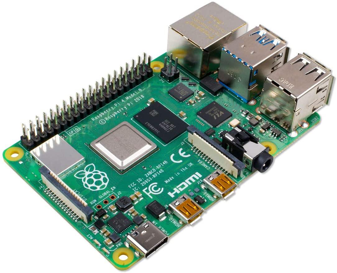 propriétés raspberry pi 4 recalbox